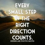small-steps-in-the-right-direction