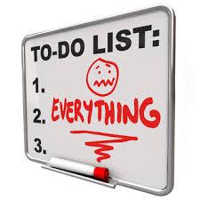 Moet jij ook zoveel van jezelf? 7 tips om te voorkomen dat je doordraait…